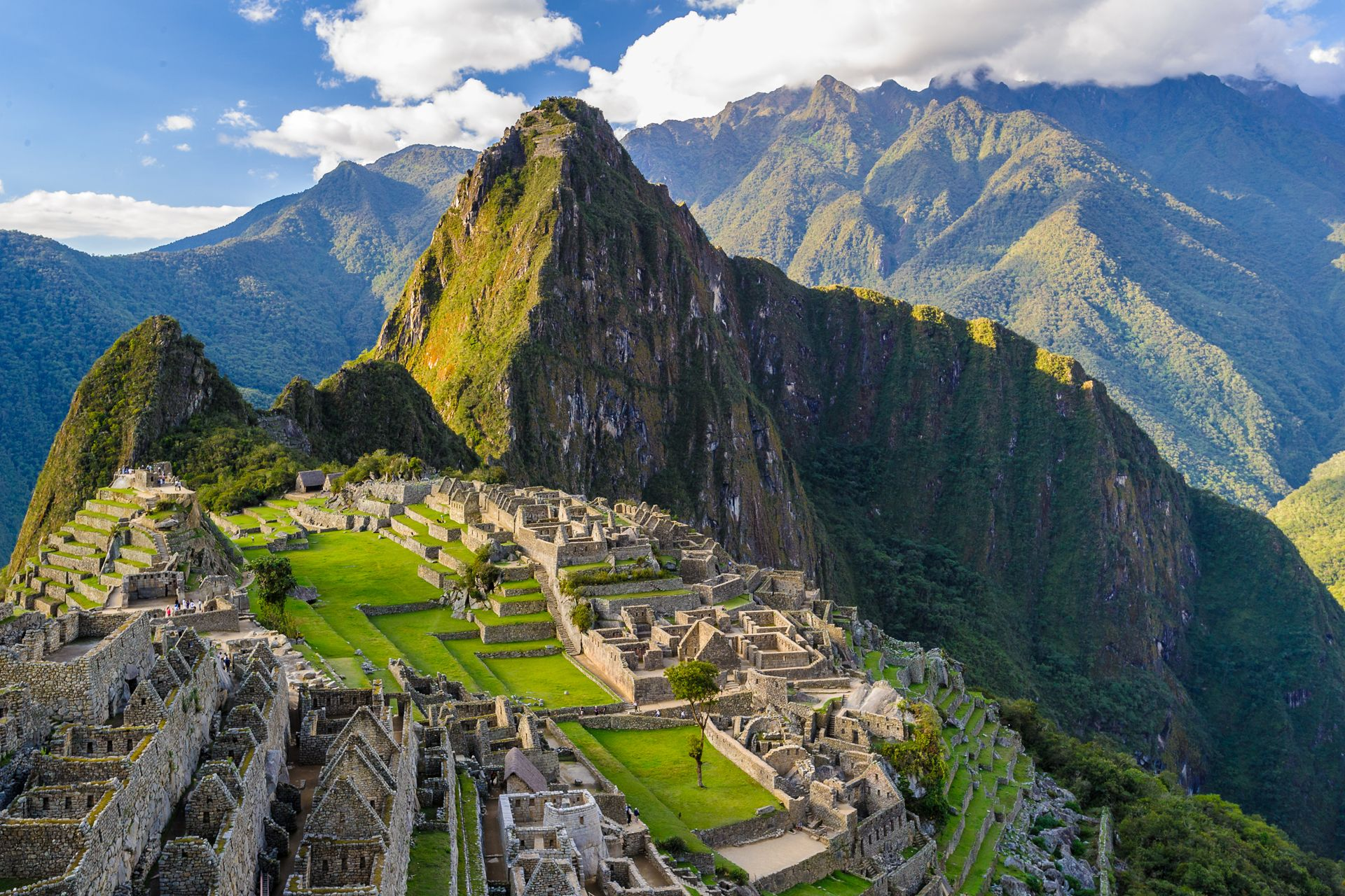 route of the inca trail